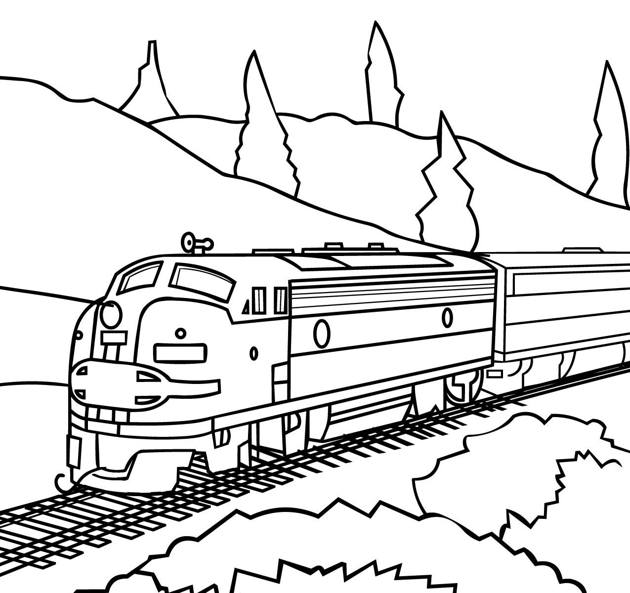 1275x1200 Best Of Polar Express Santa Coloring Page Free Colouring Pages
