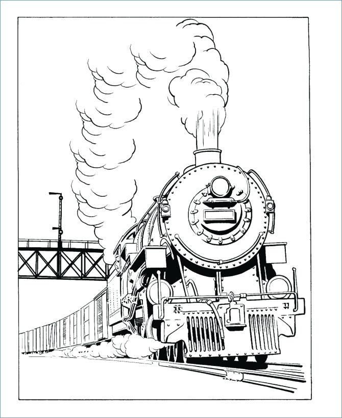 670x820 Polar Express Train Coloring Pages Polar Express Coloring Page