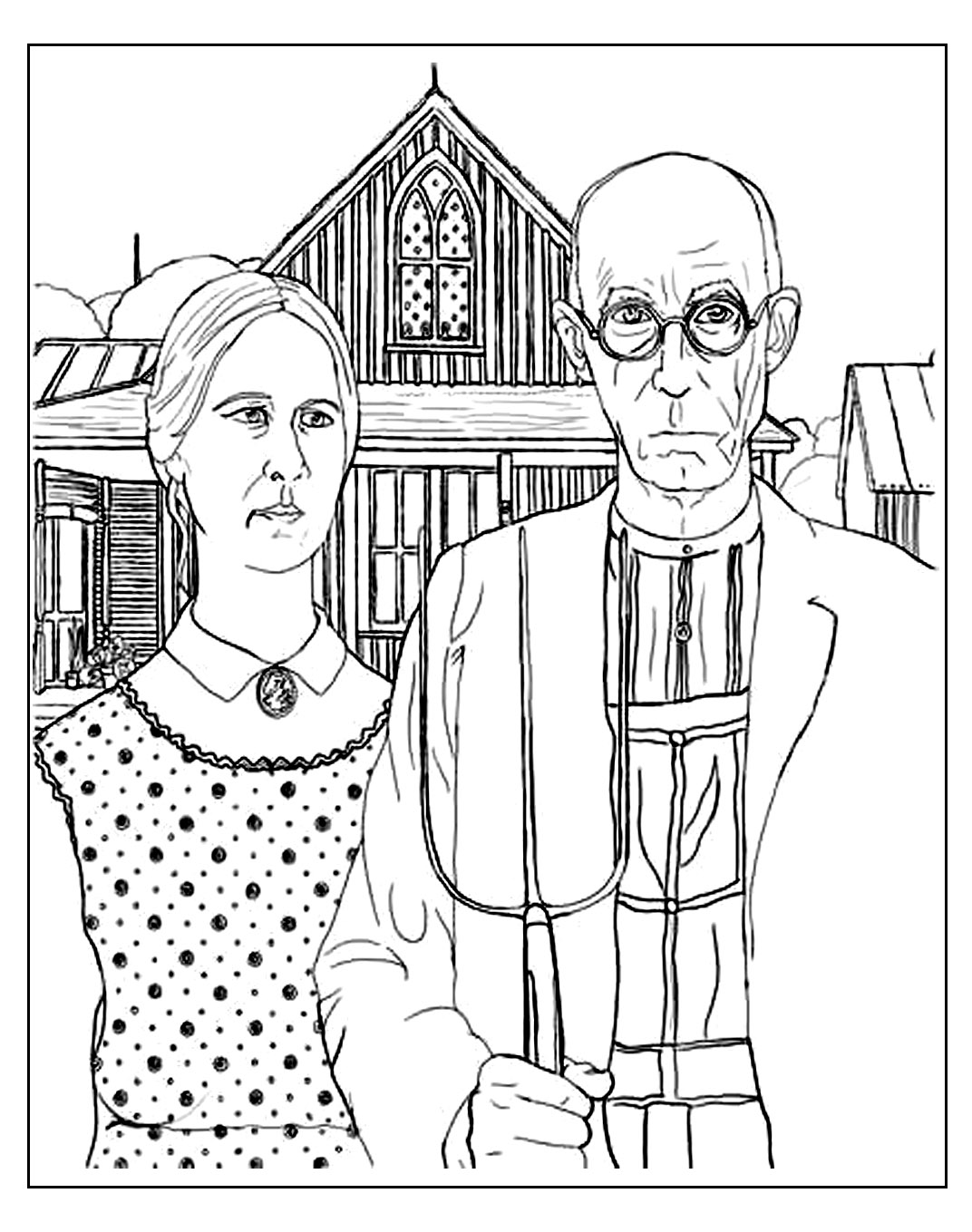 1072x1359 Munch The Scream Coloring Pages