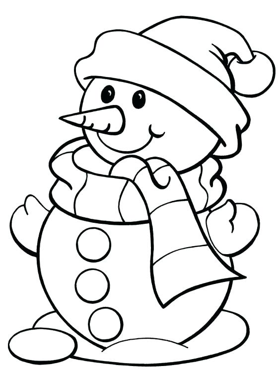 564x750 Snowy Day Coloring I See Snow Coloring Page Twisty Noodle I See