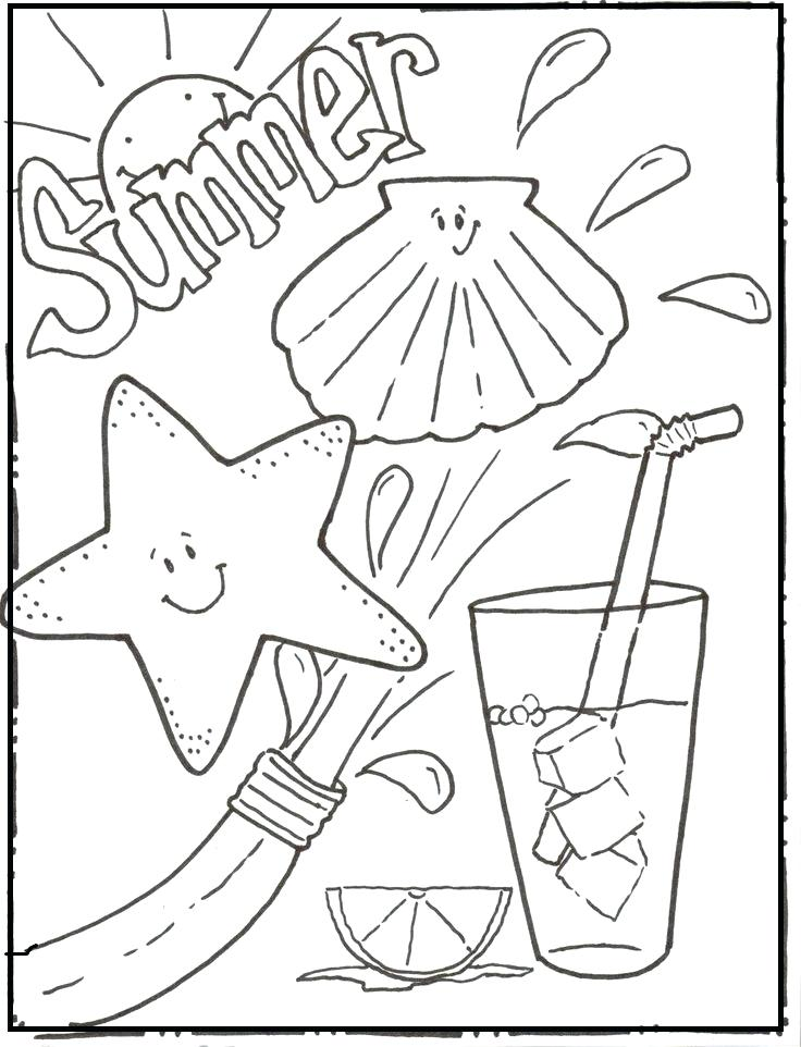 736x962 Snowy Day Coloring Page Time Is A Summer Day Coloring Pages