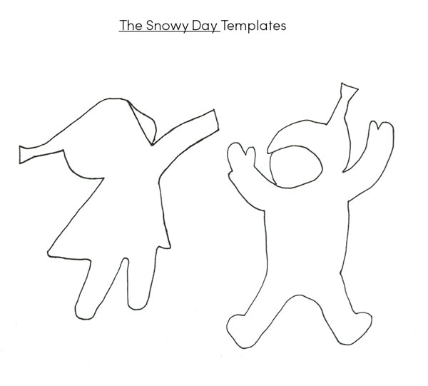 600x541 The Snowy Day Activities