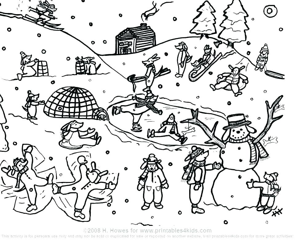 959x778 Owl Coloring Pages Free Printable Grandmaman Site