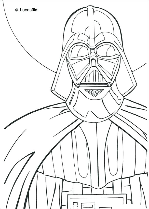 607x850 Star Wars The Clone Wars Coloring Pages Star Wars The Clone Wars