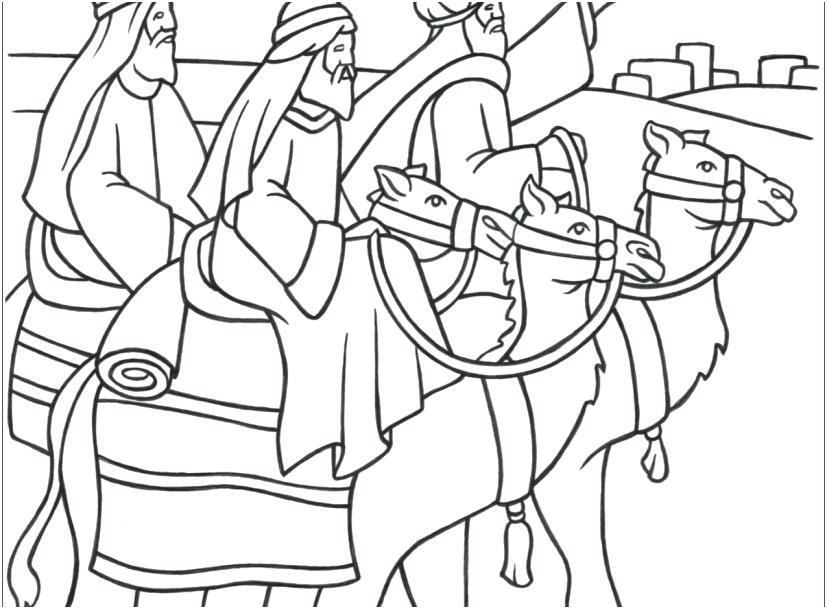 827x609 Epiphany Coloring Pages Epiphany Catholic Coloring Pages Epiphany