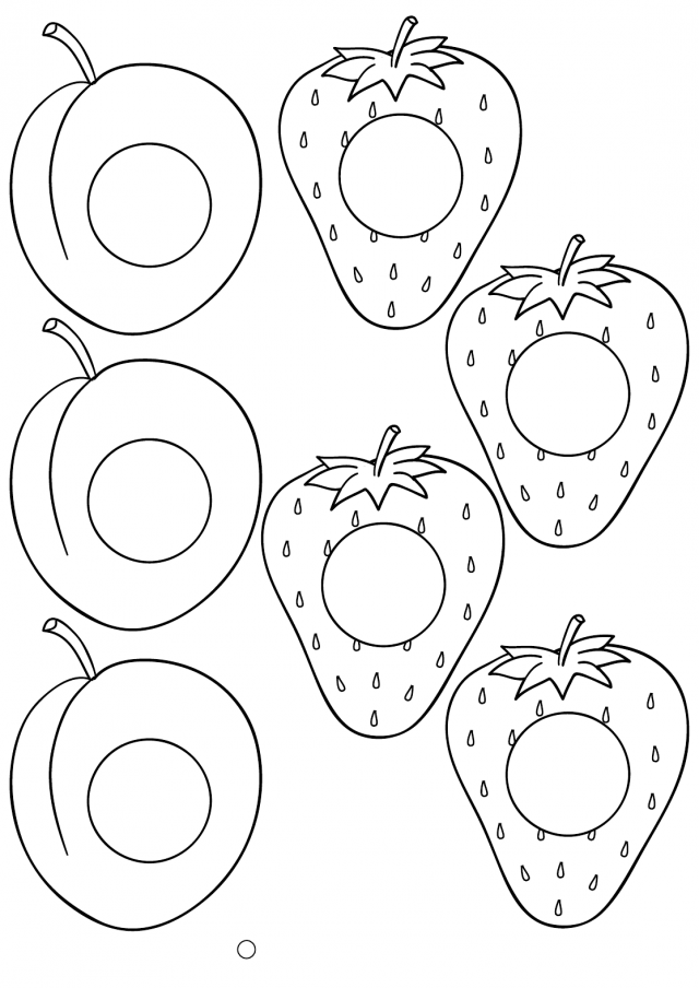 640x904 Free Coloring Pages Of The Very Hungry Caterpillar