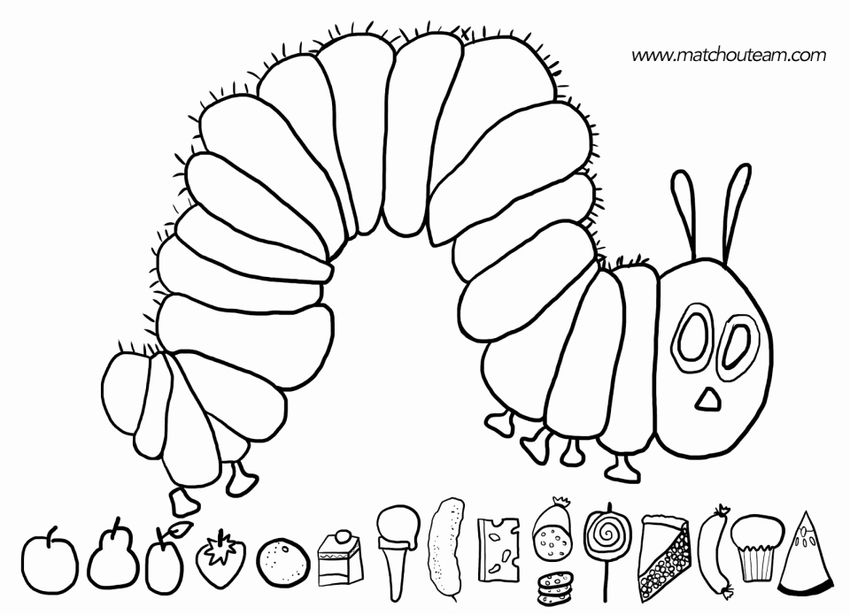 960x695 Free Printable Coloring Pages Animals Zoo Eric Carle Coloring