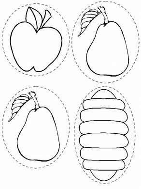 292x390 Image Result For The Very Hungry Caterpillar Printables Coloring