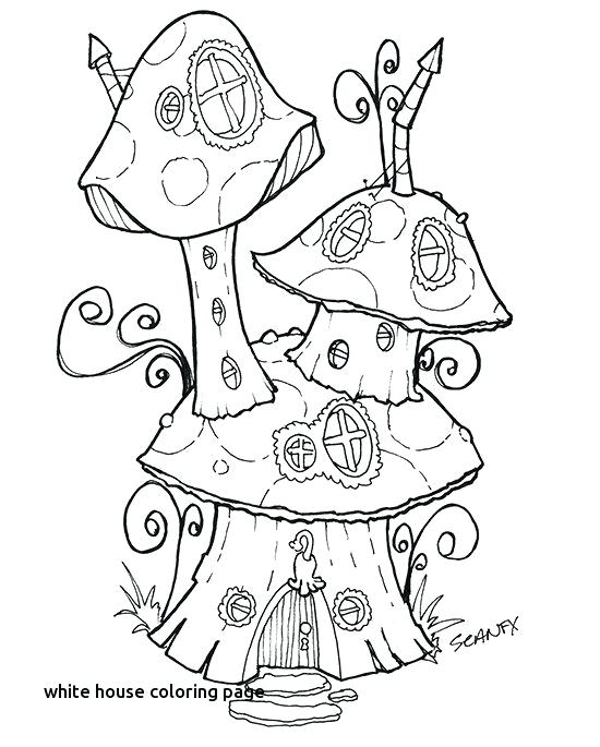 550x685 White House Coloring Page Dog House Coloring Page House Coloring