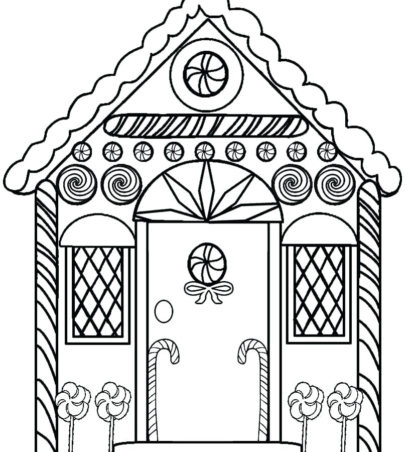 The White House Coloring Pages At Getdrawings Com Free For