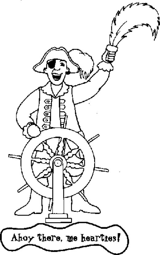 520x827 Wiggles Coloring Pages