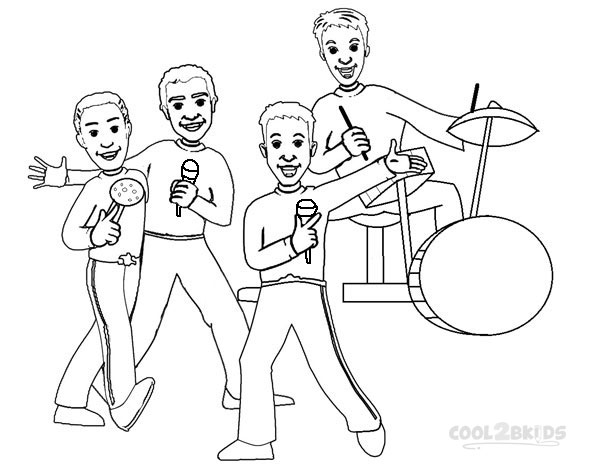 600x470 Wiggles Coloring Pages Printable Wiggles Coloring Pages Coloring