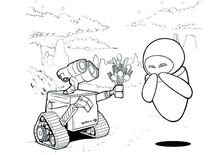 700x500 Lil Wayne Coloring Pages Wall E Coloring Page Wall E Coloring