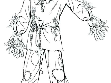 440x330 Wizard Of Oz Coloring Pages Free Wizard Of Oz Coloring Book