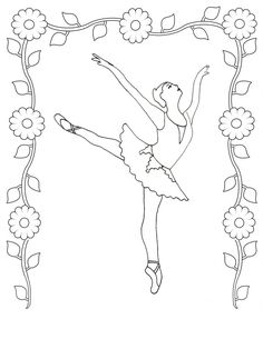 236x305 Get Free Printable Dance Coloring Pages! Coloring Pages