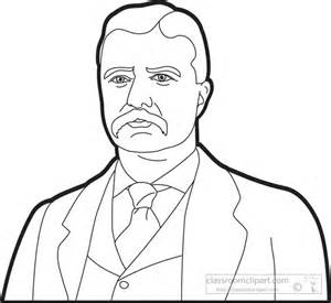 300x275 Theodore Roosevelt Clipart