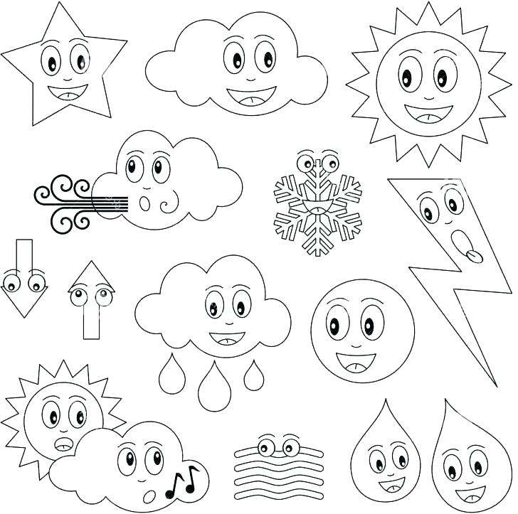 728x723 Thermometer Coloring Page Click The Thermometer Coloring Pages