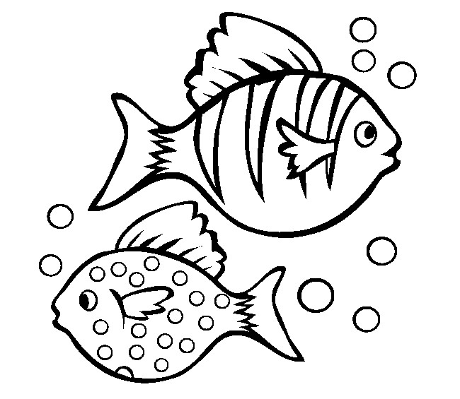 Thick Lined Coloring Pages at GetDrawings | Free download