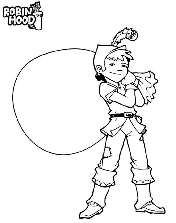 600x761 Robin Hood The Prince Of Thief Coloring Pages Best Place To Color