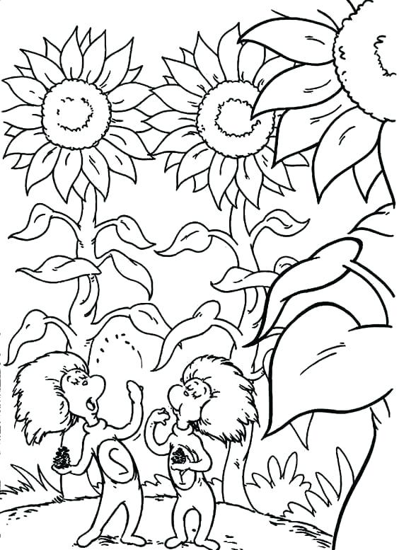564x777 Dr Seuss Coloring Pages Coloring Pages Thing Thing Dr Seuss
