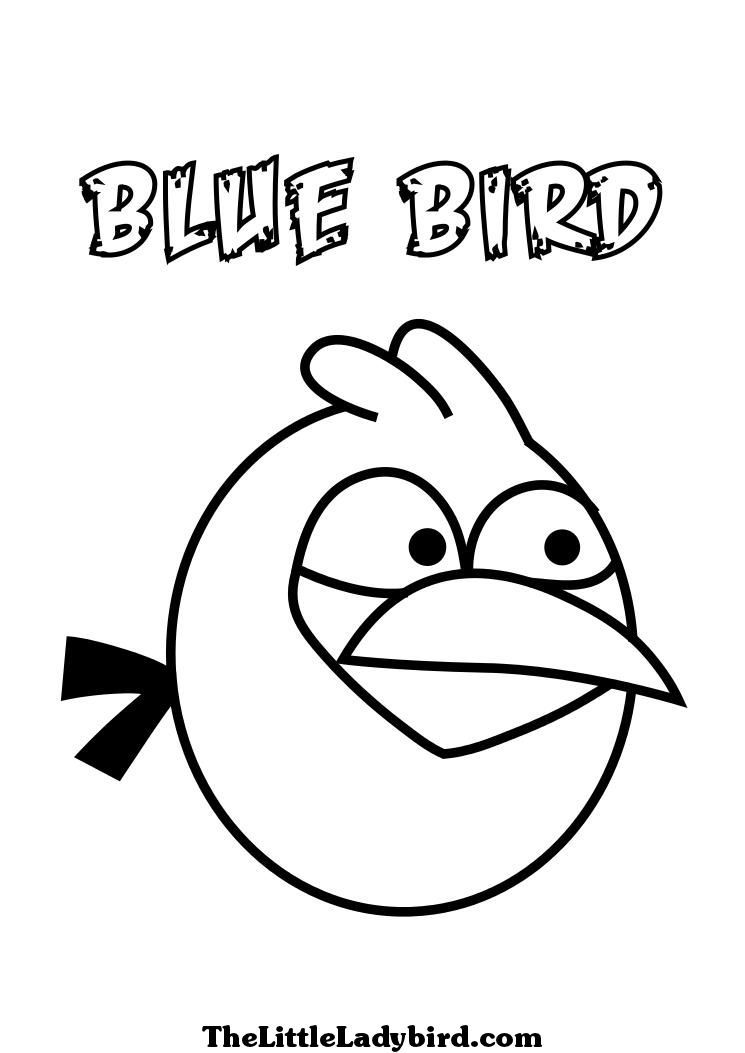 The Best Free Angry Birds Coloring Page Images Download From 50