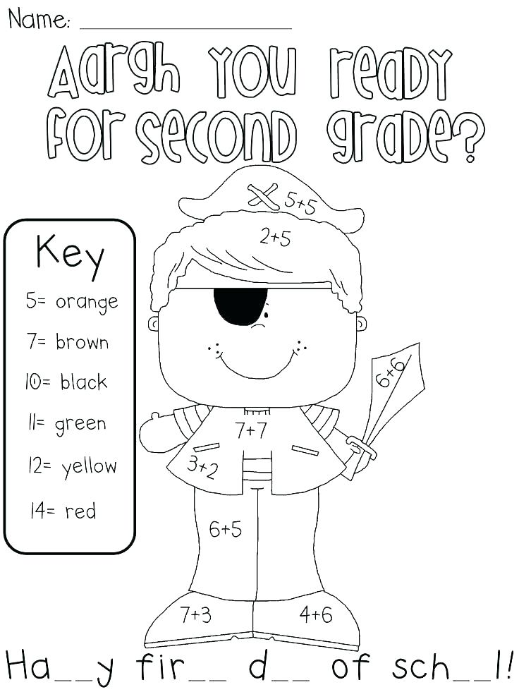 736x981 Grade Coloring Pages Third Grade Coloring Pages Back To School