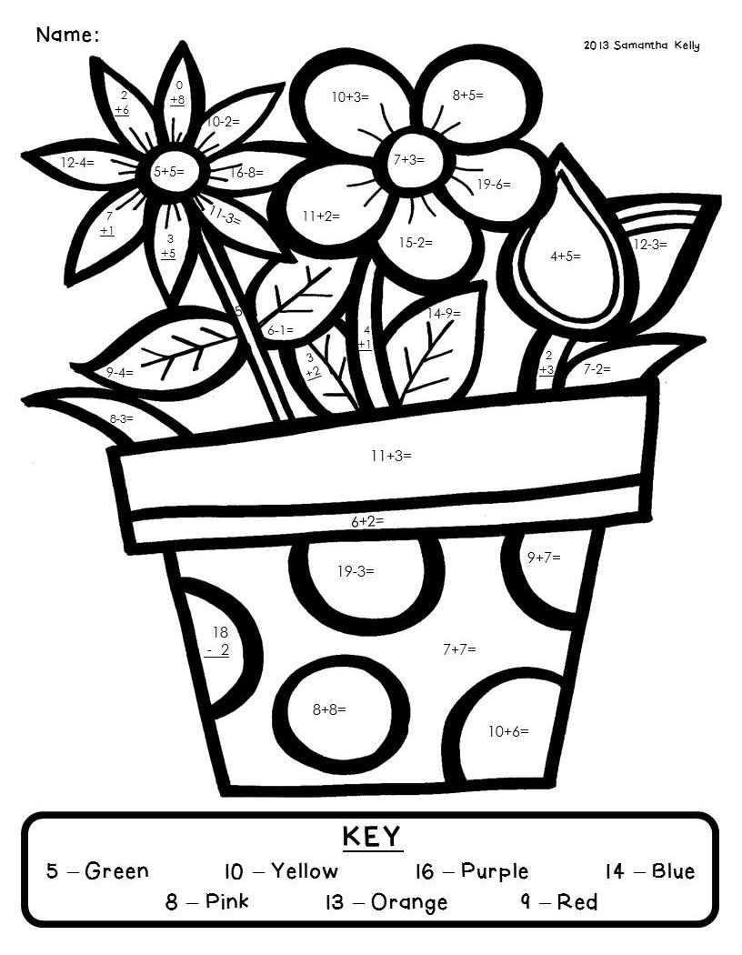 816x1050 Third Grade Coloring Pages