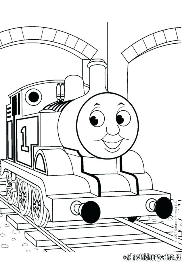 633x912 Thomas And Friends Coloring Book Charlie The Train Coloring