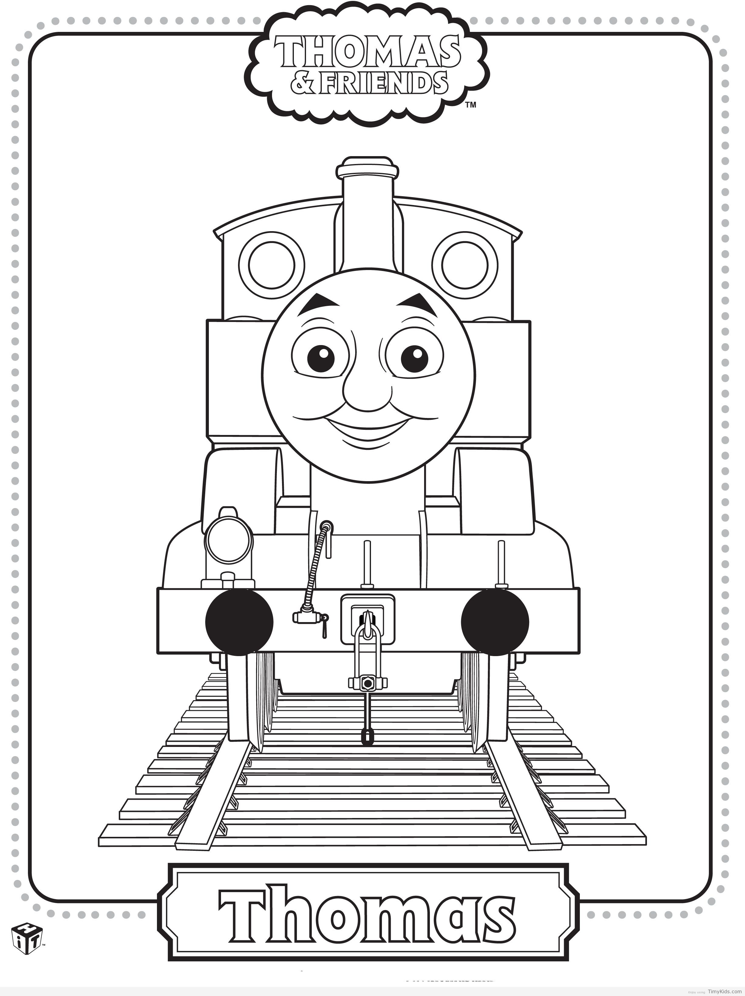 2454x3279 Thomas And Friends Coloring Pages