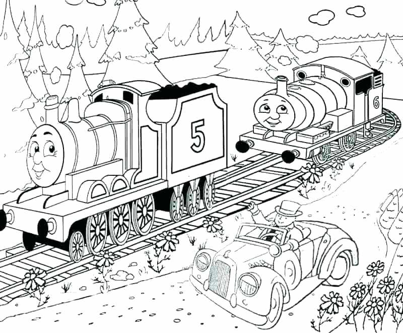 800x661 Thomas Coloring Book And Friends Coloring Book Pages Kids Coloring