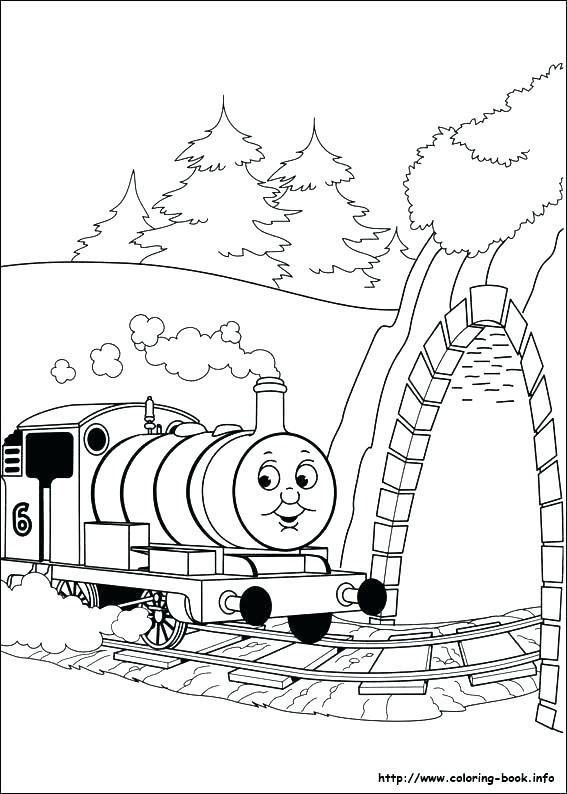 567x794 Thomas Coloring Book Coloring Pages And Friends Coloring Book