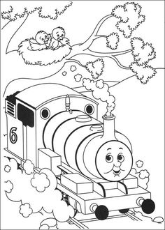 236x330 Thomas Coloring Page Gordon Thomas Friends Coloring Pages