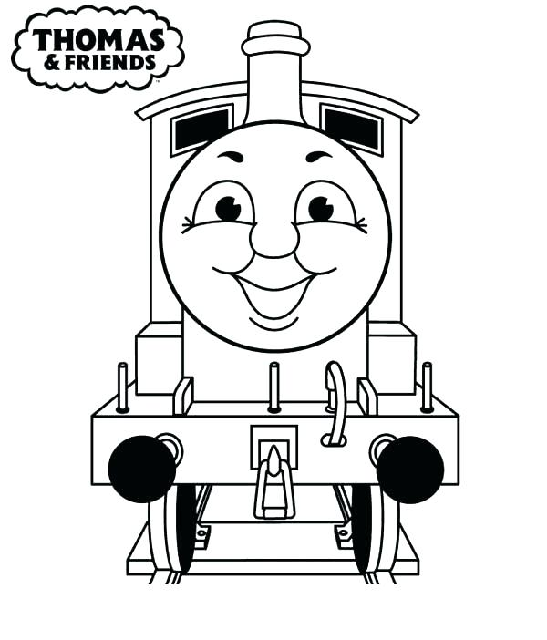 600x702 Thomas And Friends Coloring Books And Friends Coloring Pages