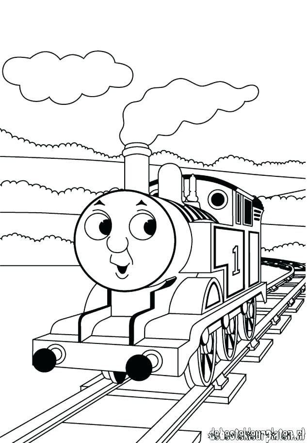 633x912 Thomas And Friends Coloring Page Coloring Pages Of And Friends
