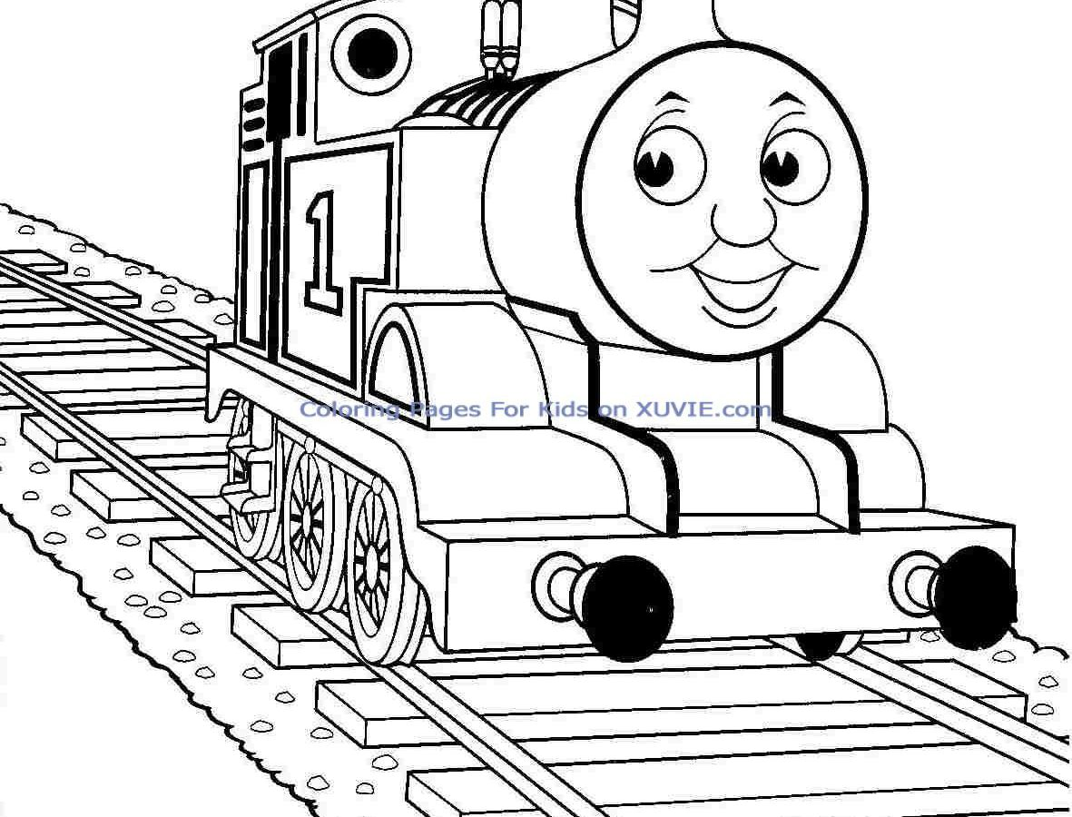 1181x900 Thomas The Train Coloring Pages Free Printable Percy And Friends