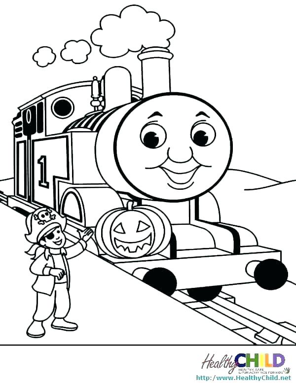 600x777 Thomas And Friends Printable Coloring Pages