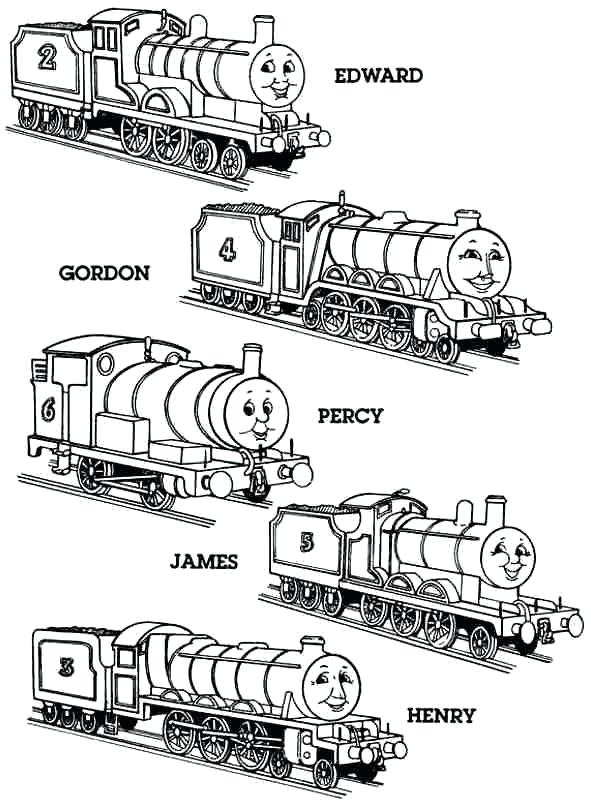 591x807 Diesel Train Coloring Pages Train Engine Coloring Page Free Diesel