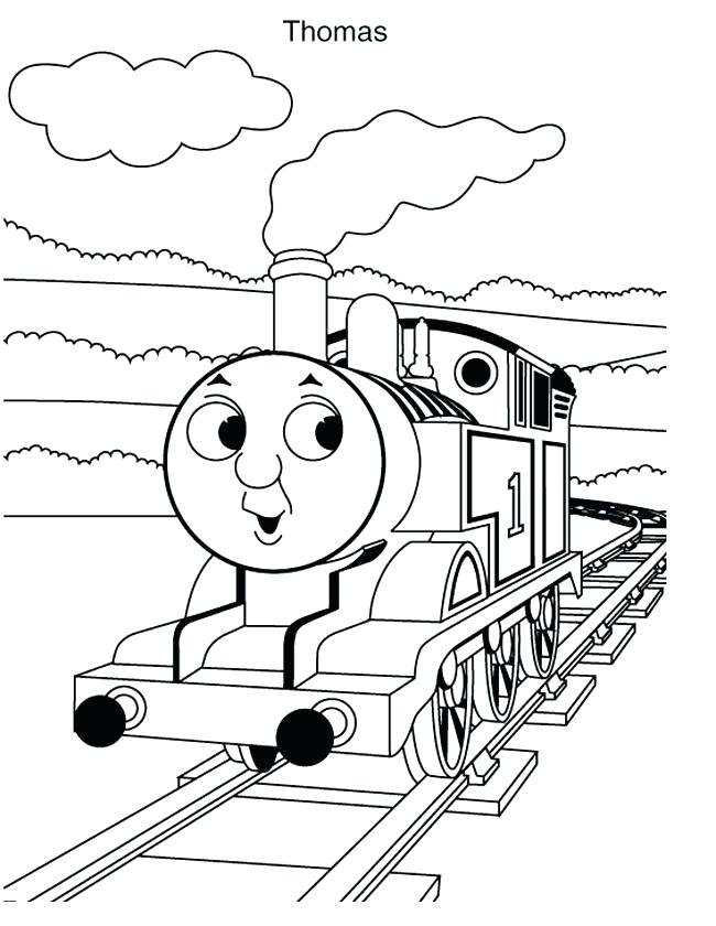 650x840 Thomas And Friends Coloring Page And Friends Coloring Pages