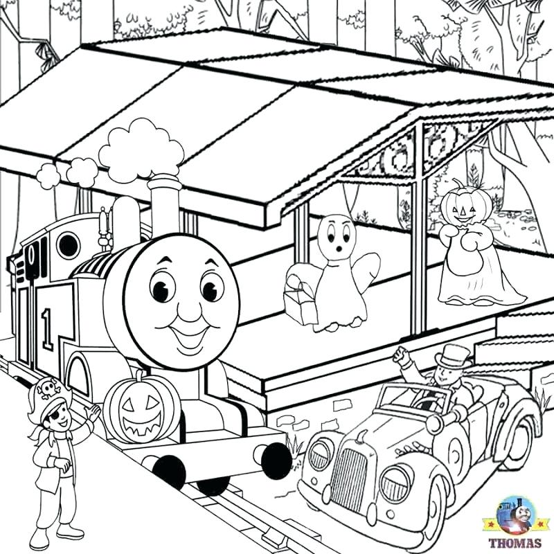 800x800 Thomas The Train Free Printables Free Printable Pumpkin Coloring