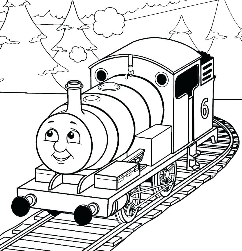 834x864 Train Coloring Page Fantastic Train Coloring Pages Printable