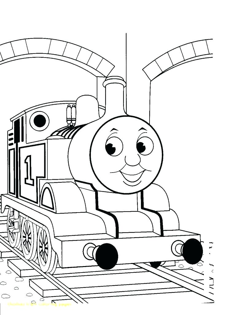 736x1024 Thomas Coloring Pages Printable