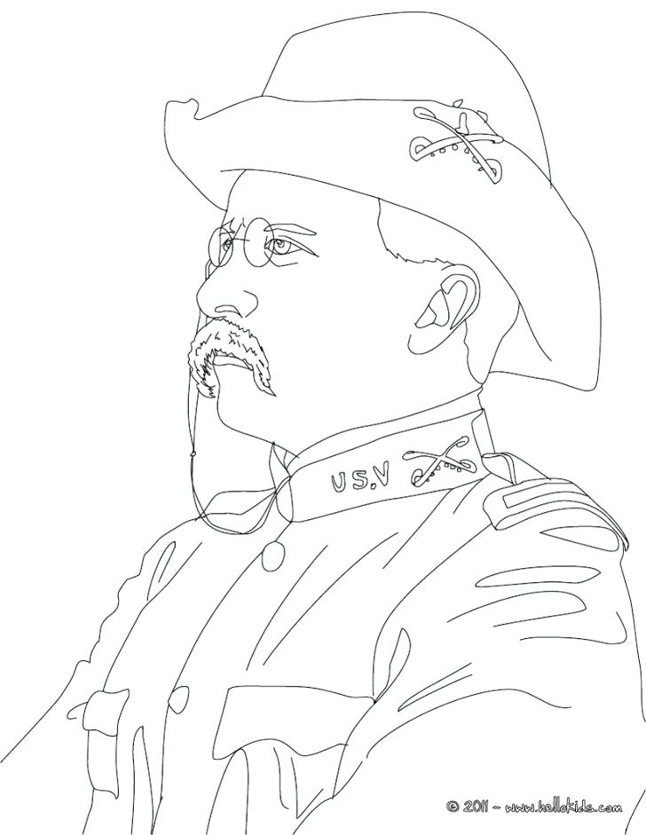 Thomas Jefferson Coloring Page At Getdrawings Com Free For