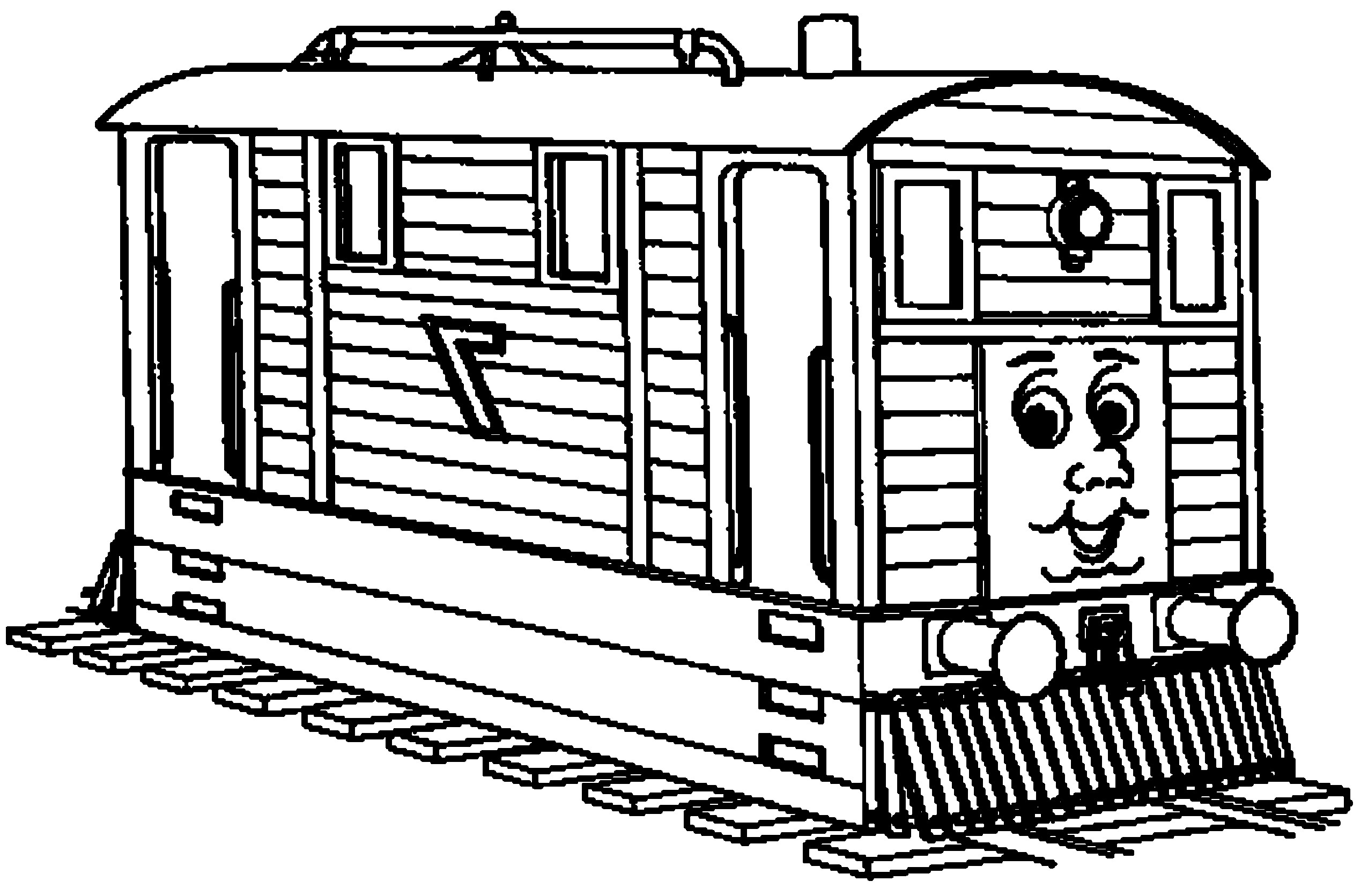 2551x1671 New Thomas And Friends Coloring Pages Collection Printable