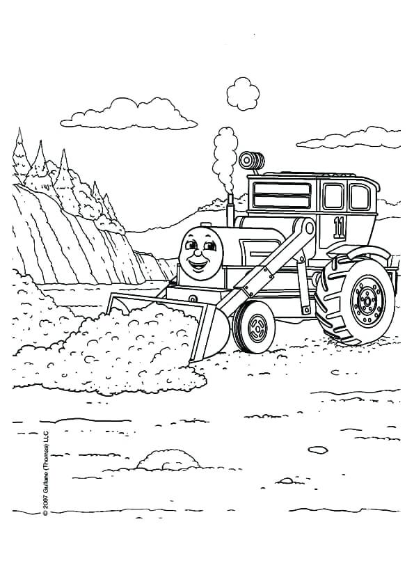 595x842 Thomas And Friends Coloring Pages James Free Printable The Train