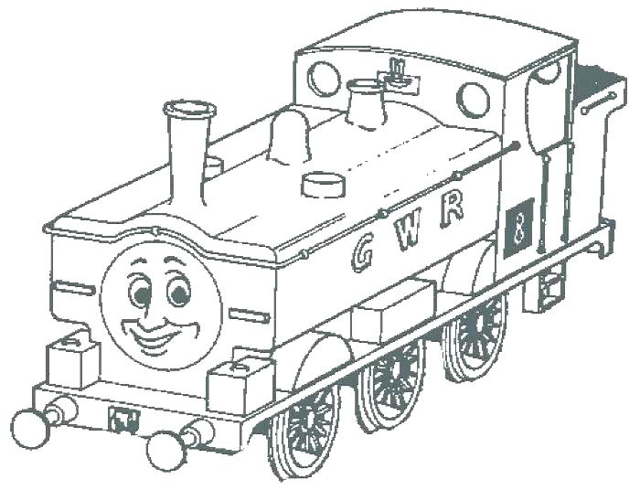 700x536 Thomas Coloring Pages And Friends Coloring Page Thomas The Train
