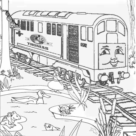450x450 Coloring Pages Thomas And Friends Cool Train Coloring Books Az