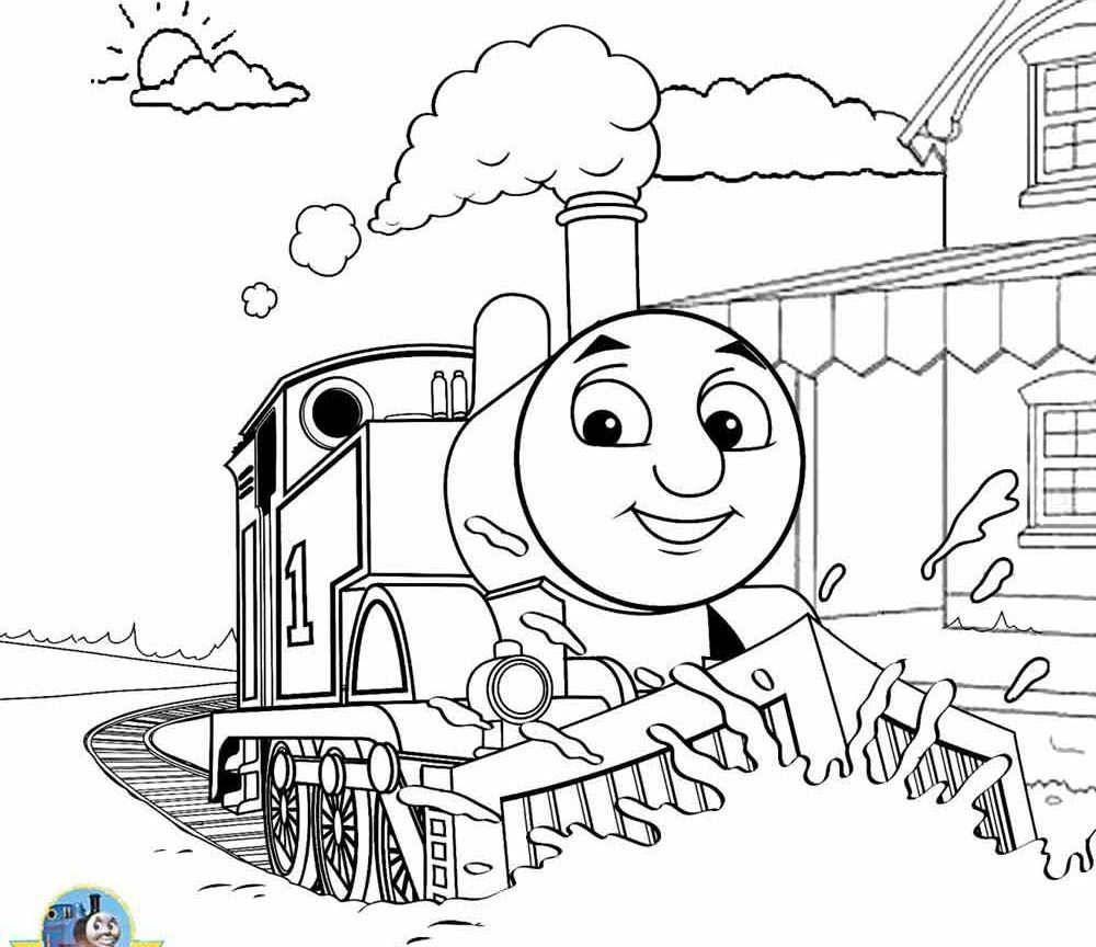 1000x864 Fascinating Thomas Train Coloring Pages With Printable Percy