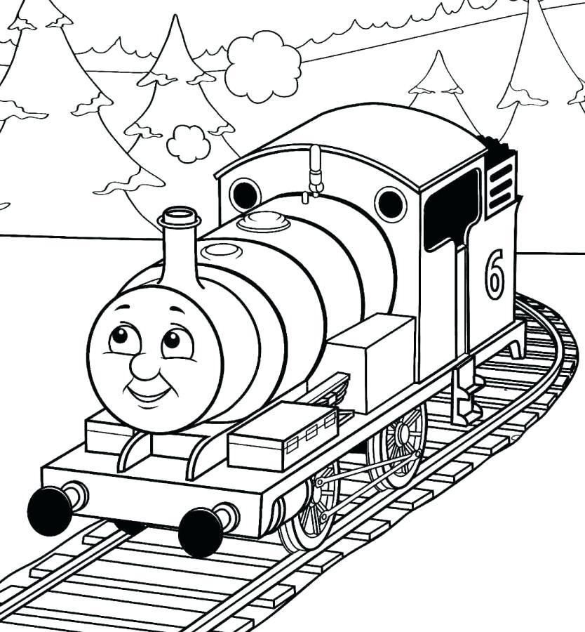 834x900 Free Printable The Train Coloring Pages The Train Coloring Free