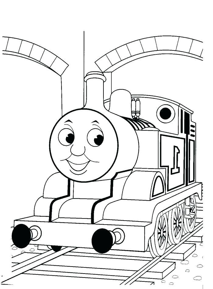 700x951 Thomas Coloring Pages The Train Coloring Pages Unique Train