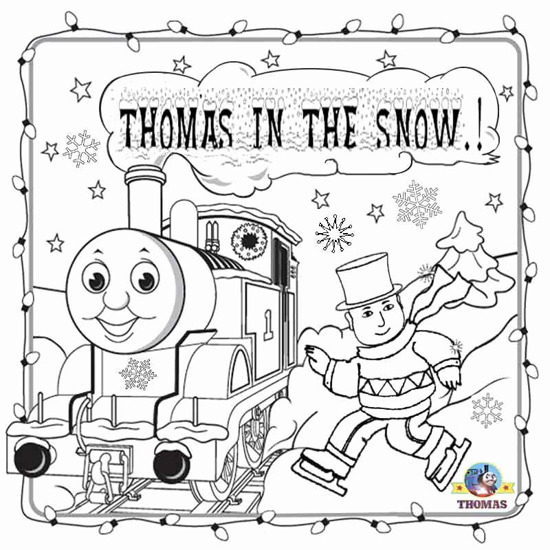 800x800 Thomas The Train Christmas Coloring Sheets Allmadecine Weddings